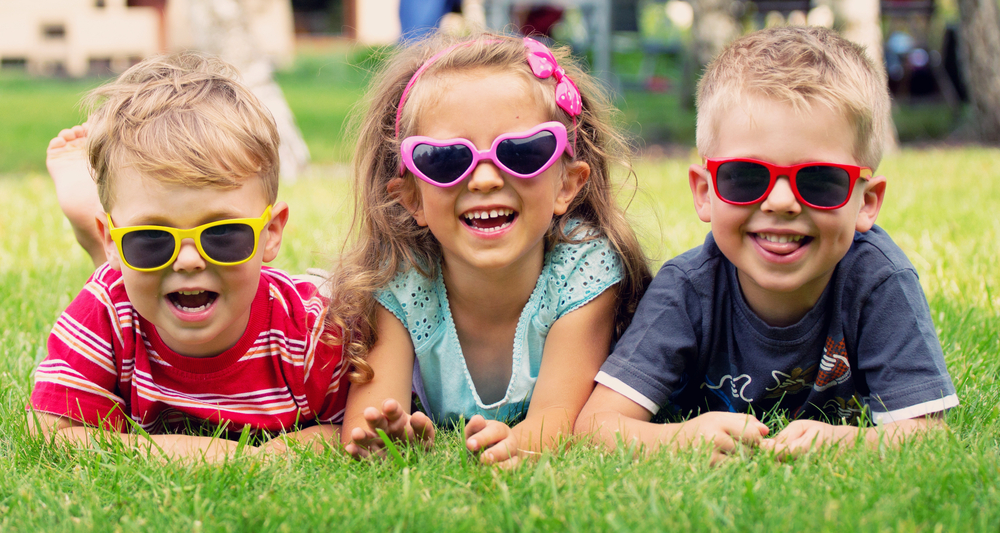 6 Summertime Tips for Children's Vision