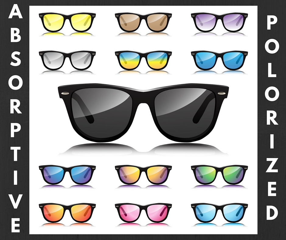 Polarized and Absorptive Lenses